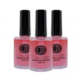 Pack 3 x Cuticle Oils - Cherry 15ml