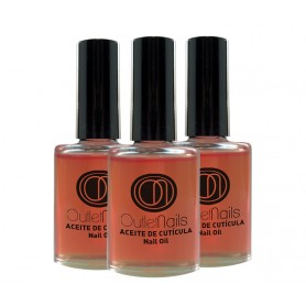Pack 3 x Cuticle Oils - Candy 15ml