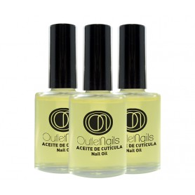 Pack 3 x Cuticle Oils - Pineaple 15ml