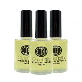 Pack 3 x Cuticle Oils - Pineaple 15ml