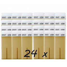 PACK 24 ROLL ON WAX 100ML - MIEL