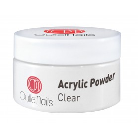 Acrylic Powder - Clear 70g
