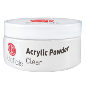 Acrylic Powder - Clear 190g