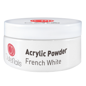 Polvo Acrilico French White 190g
