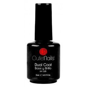 Esmalte Permanente  Dual Coat 15ml