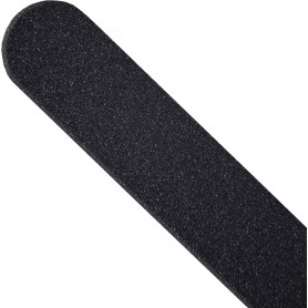 Nail File straight black 100/180