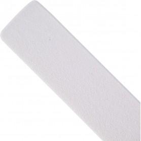 Nail File Rectangular White Straight 100/180