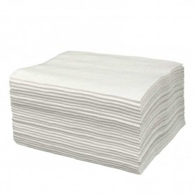 DISPOSABLE TOWELS MONOUSO DE CELLULOSA PUNTINATO 40 X 80CMS - 100 PCS