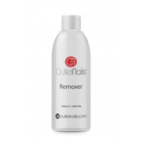 Nail Remover for Polish Gel 100ml