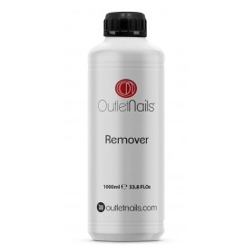 Nail Remover for Polish Gel 1000ml