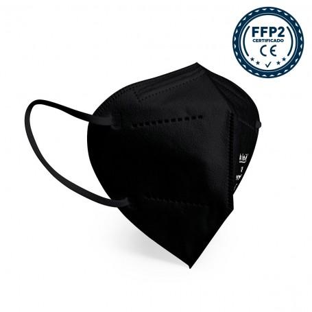 Facemask FFP2 - Black