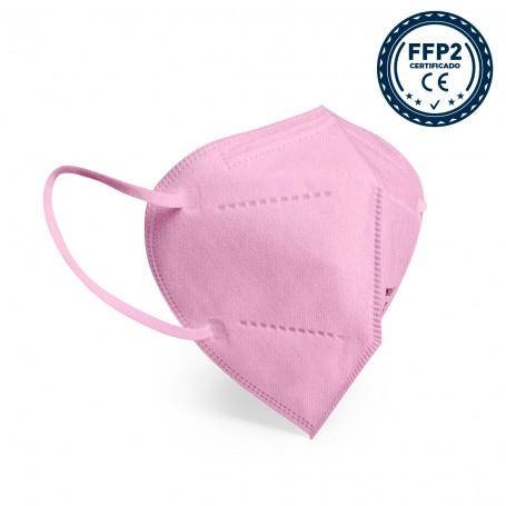 Mascarilla FFP2 - Rosa