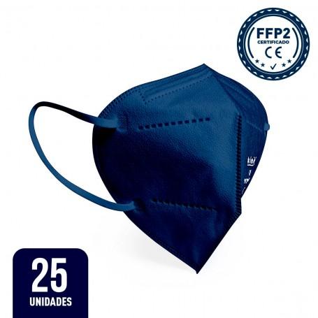 25 x Mascarilla FFP2 - Blue
