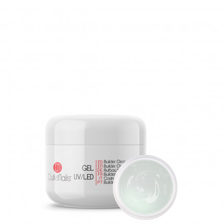 Gel Builder Clear UV/LED 15ml