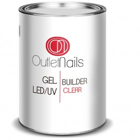 Gel Builder Clear UV/LED 1000ml