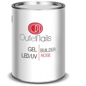 Gel Builder Rose UV/LED 1000ml