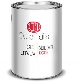 Gel Builder Rose UV/LED 1000ml