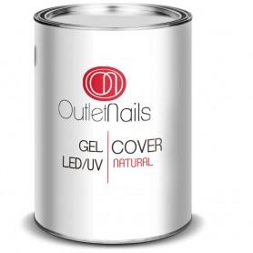 Gel Cover Natural UV/LED 1000ml