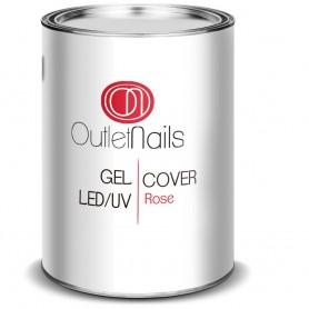 Gel Cover Rose UV/LED 1000ml