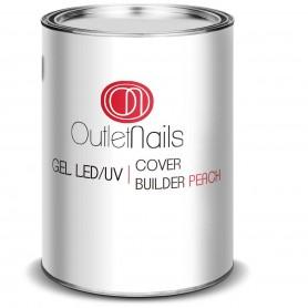 Gel Cover Builder Peach UV/LED 1000ml