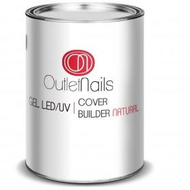 Gel Cover Builder Natural UV/LED 1000ml