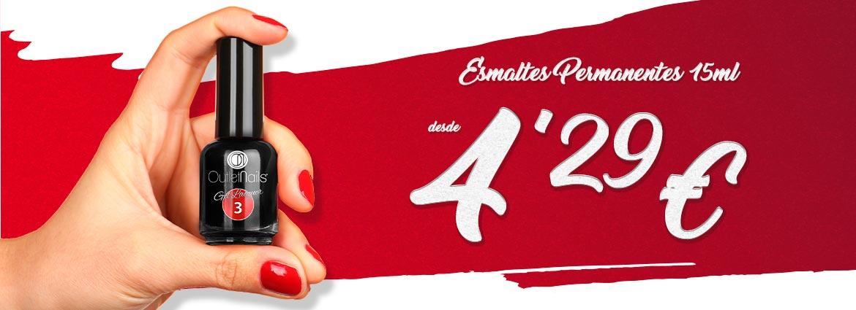 Esmalte Permanente 4.29€